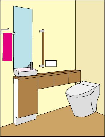 毎日使う場所だからこそ快適な空間にしたい トイレリフォーム