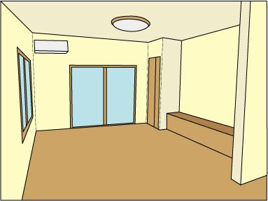 床暖房リフォームの基本